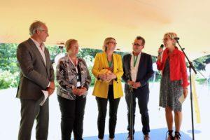 'Horizon opent jeugdzorgPlus locatie Antonius feestelijk' 1